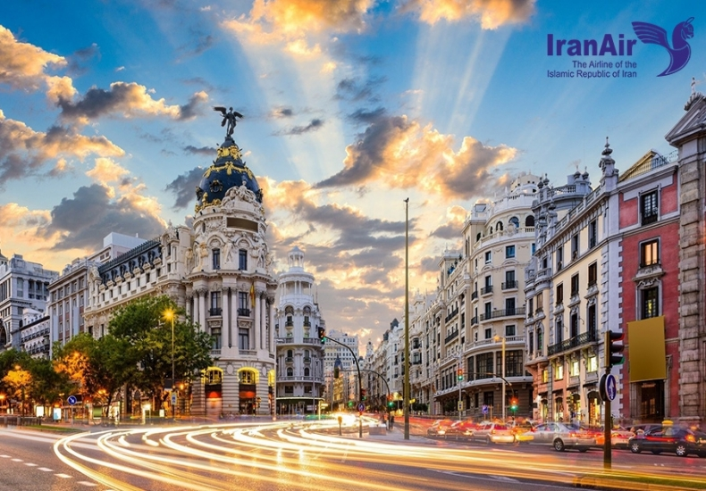 Iran Air to resume direct flight from Tehran to Madrid after 17 years