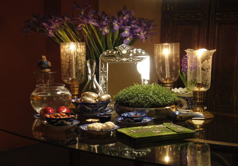 Nowruz - The beginning of Spring