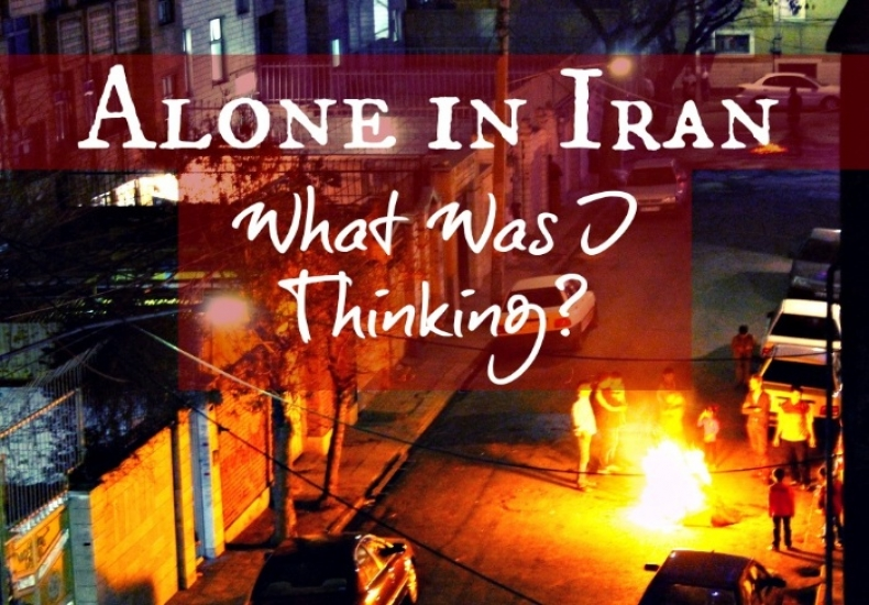 Alone in Iran - Silvia's backpacking experience in Iran
