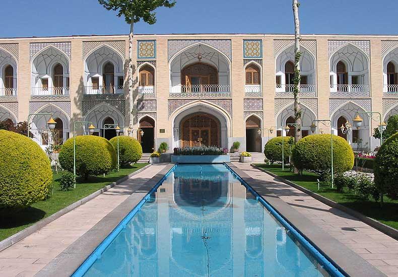 Abbasi Hotel Isfahan
