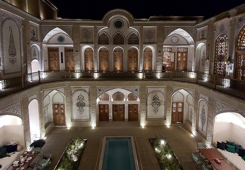 Sourijan Boutique Hotel Kashan